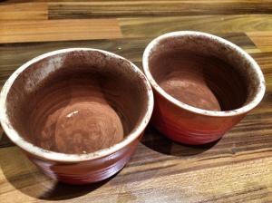 Chocolate fondant - ramekins