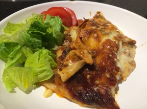 Brew Cafe - Lasagne