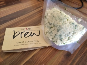 Brew Cafe - Giant Cous Cous