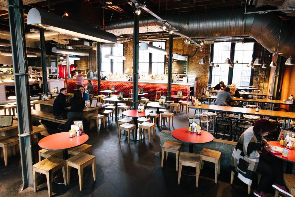 Best dating restaurant london