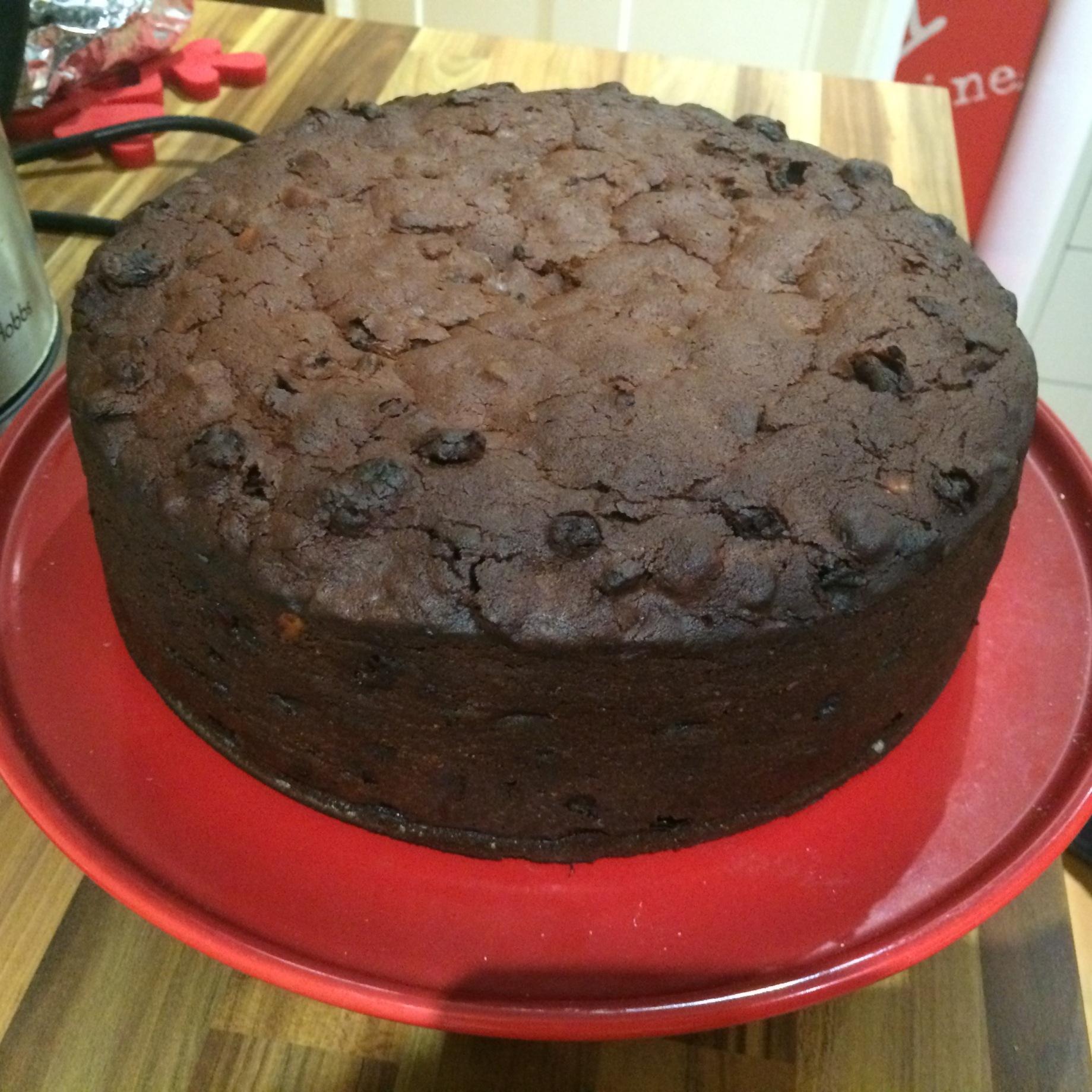 Eric Lanlard's Christmas Cake