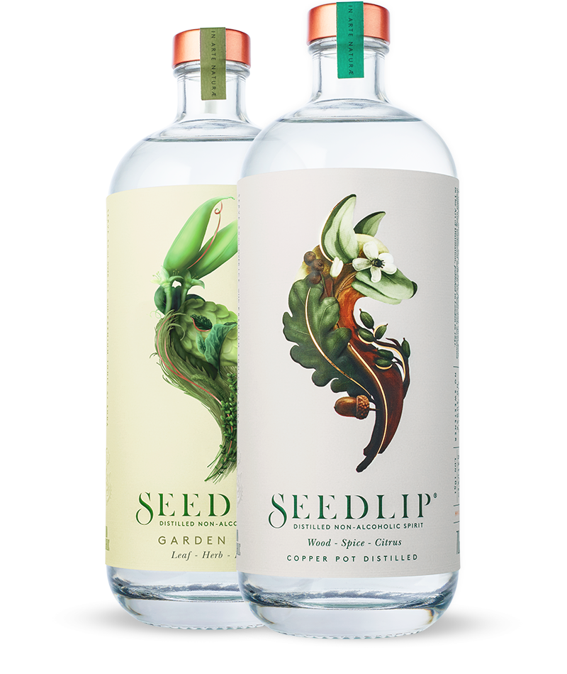 Seedlip spirit