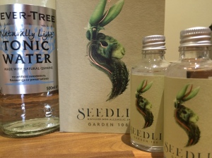 Seedlip spirit fevertree tonic